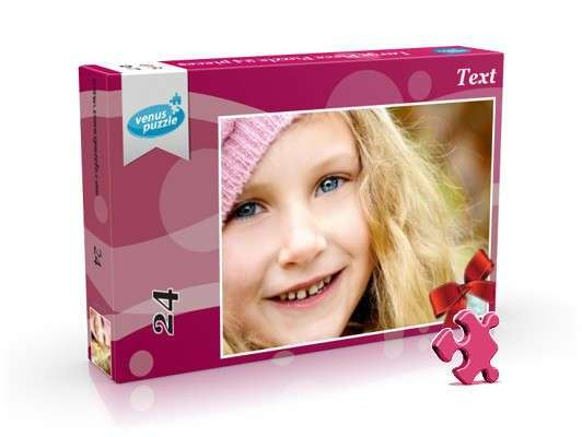 Immagine che mostra Magnetic Personalized Puzzle 24 in box
